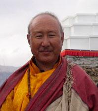 Pema Ranrig Dordje Rinpoche