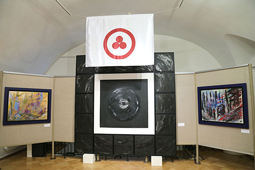 The exhibition of Irina Machitski THE OPENING OF THE GATES OF HEAVEN