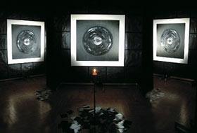 Выставка живописи и графики Ирины Мащицкой «Музыка сфер» в ЦДХ
