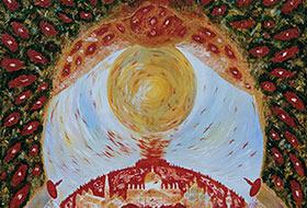 Выставка Ирины Мащицкой «Облако неведения» в ЦДХ